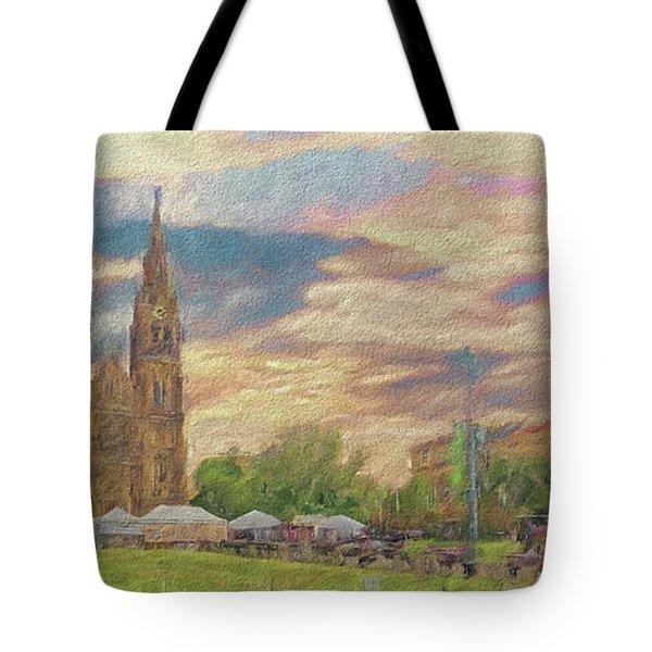 Lasting Impression - Prague Tote Bag