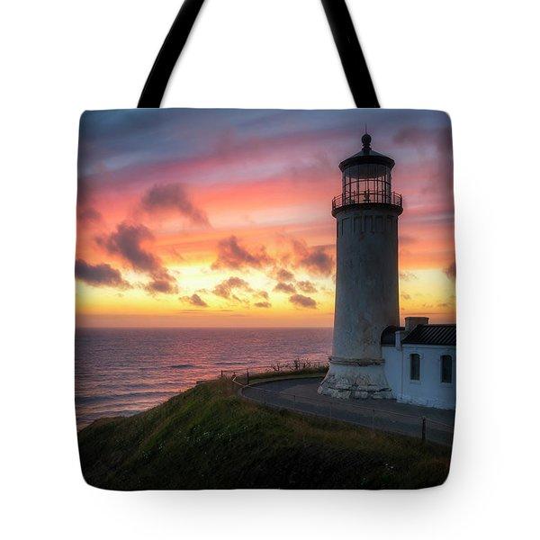 Lasting Light Tote Bag by Ryan Manuel
