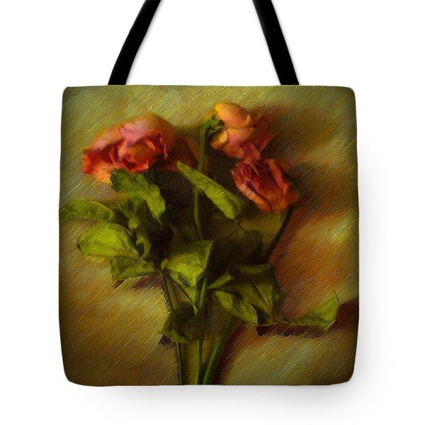 Lasting Love Tote Bag by Cedric Hampton