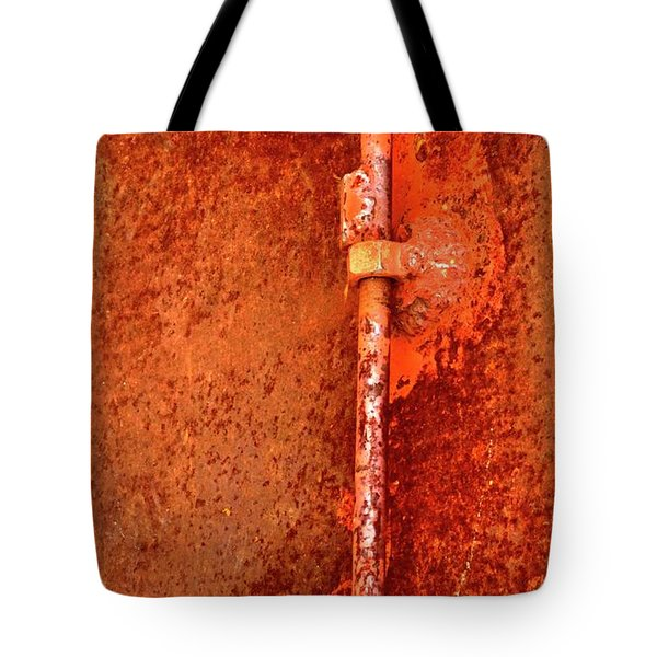 Latch 4 Tote Bag
