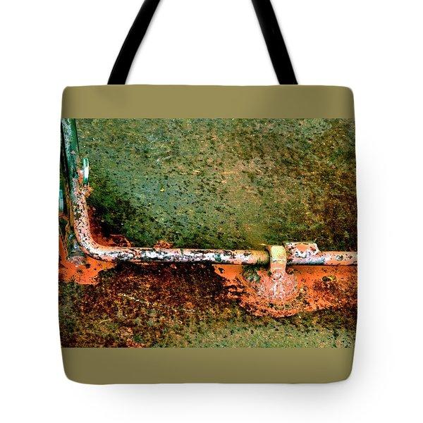 Latch 5 Tote Bag