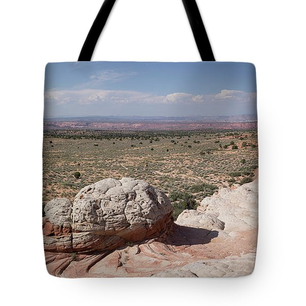 Late Afternoon At White Pocket Tote Bag