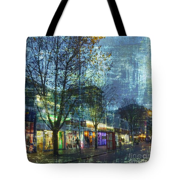 Late Afternoon In Autumn Tote Bag