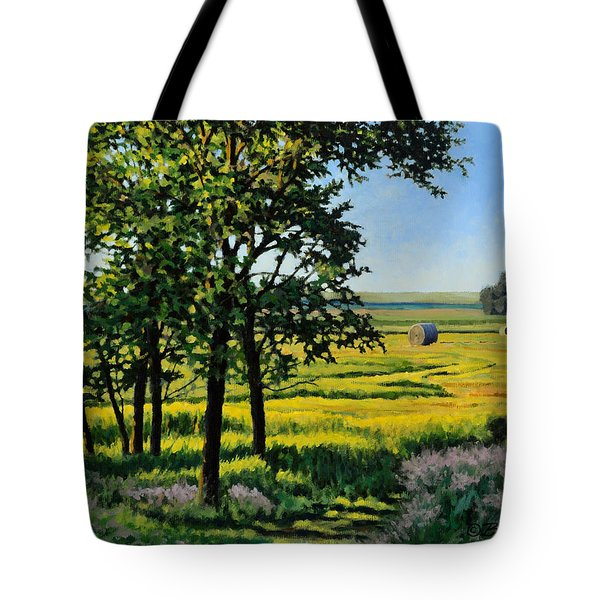 Late Afternoon Pasture Tote Bag