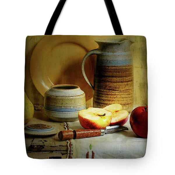 Tote Bag featuring the photograph Late Day Break by Diana Angstadt