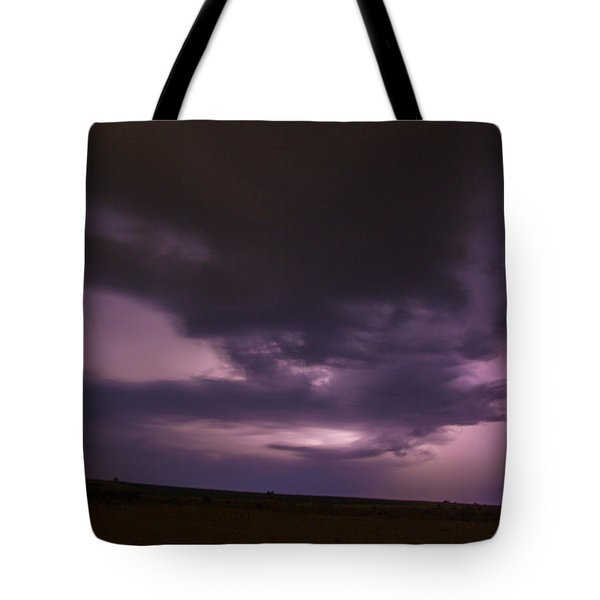 Late July Storm Chasing 028 Tote Bag