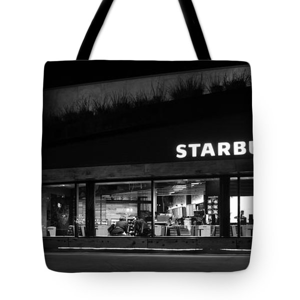 Tote Bag featuring the photograph Late Night At The Bucs by David Lee Thompson