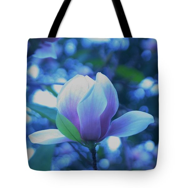 Late Summer Bloom Tote Bag by John Glass