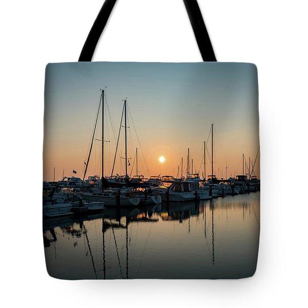 Late Summer Calm Tote Bag