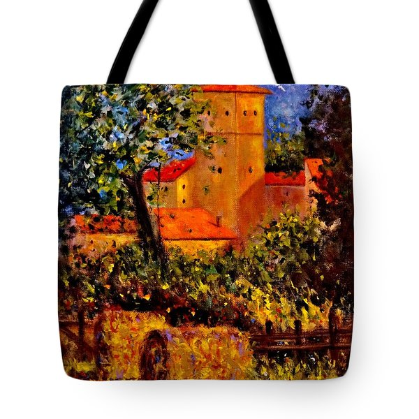 A Gust Of Wind.. Tote Bag