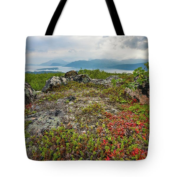 Late Summer In The North Tote Bag by Maciej Markiewicz