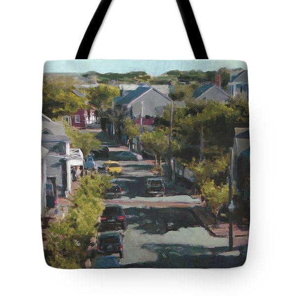 Late Summer Nantucket Tote Bag