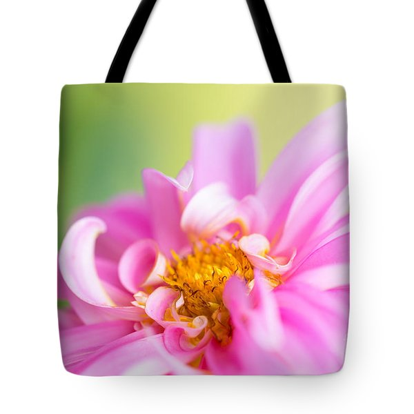 Late Summer Passion Tote Bag