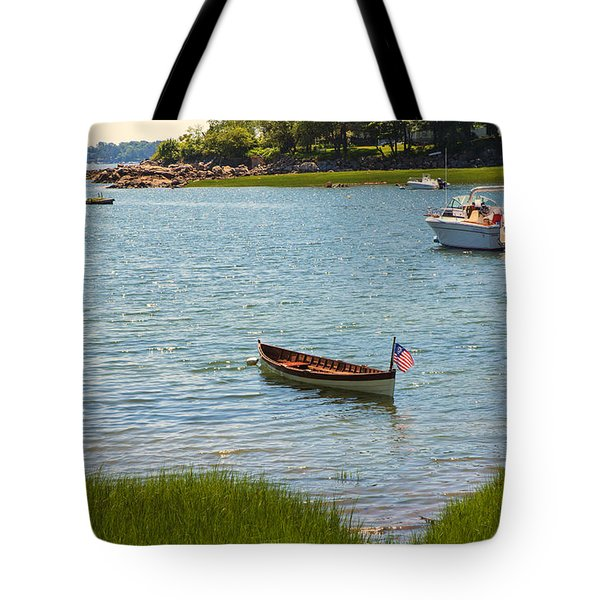 Later Afternoon Sun Tote Bag
