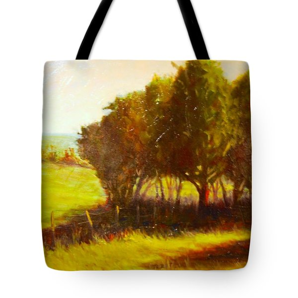 Later Summer Shade Tote Bag