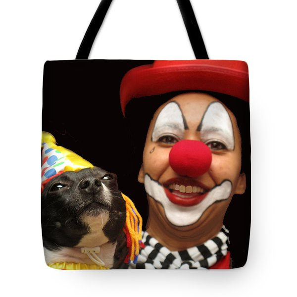 Laugh Out Loud Tote Bag
