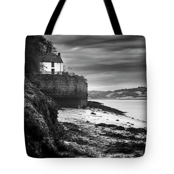 Dylan Thomas Boathouse 5 Tote Bag
