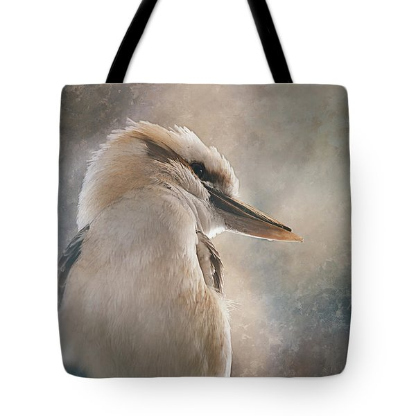 Laughing Kookaburra  Tote Bag