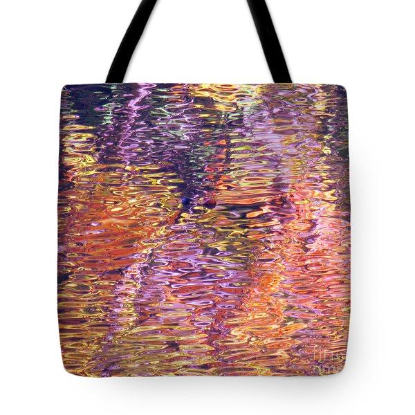 Laughter In Color Tote Bag
