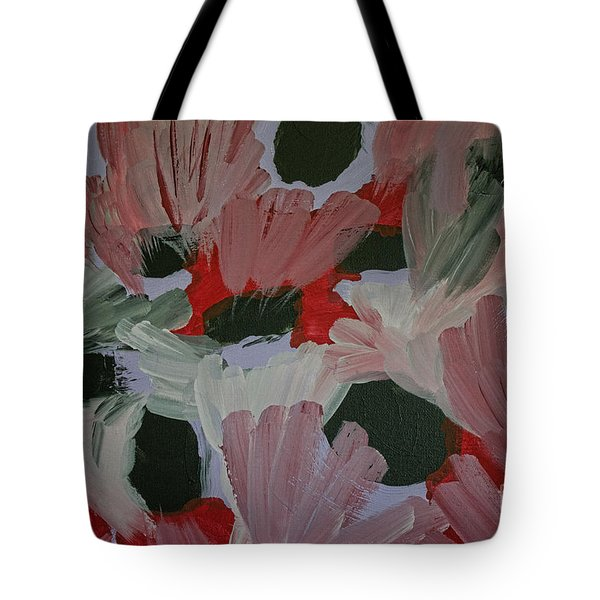 Laughter Tote Bag by Roberta Byram