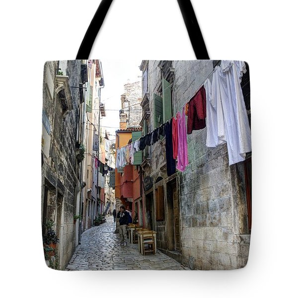 Laundry Day 1 Tote Bag