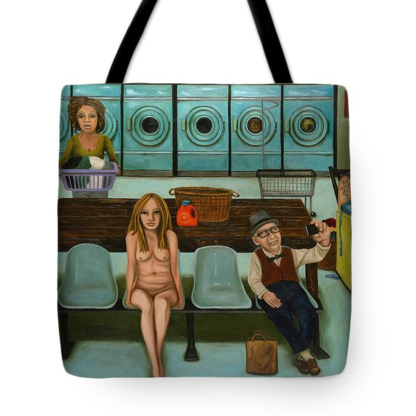 Laundry Day 7 Tote Bag
