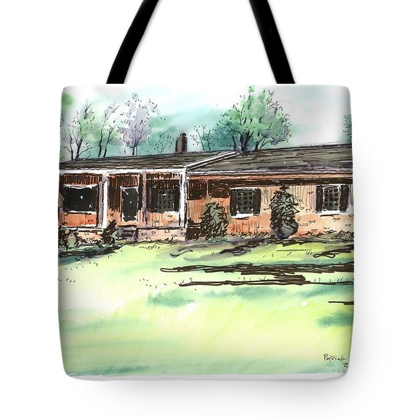 Laura Anne's Place Tote Bag