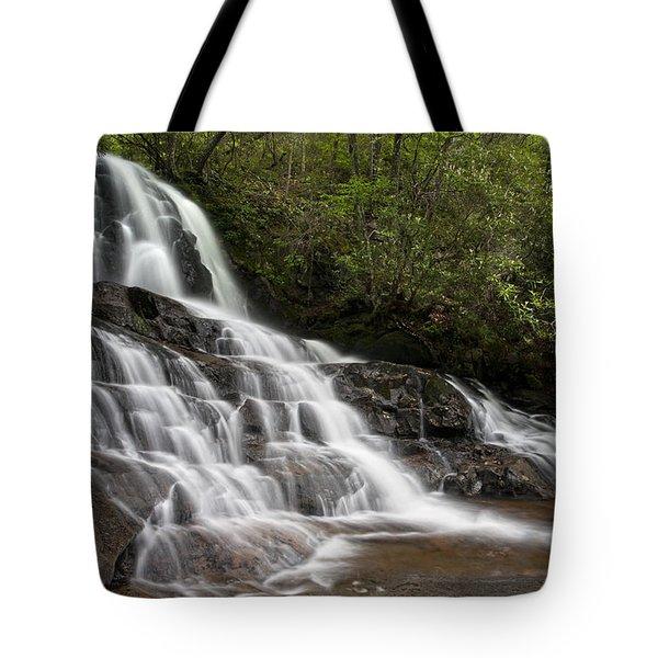Laurel Falls Tote Bag