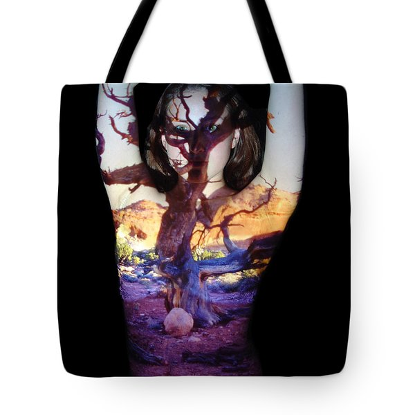 Lauren Tote Bag by Arla Patch