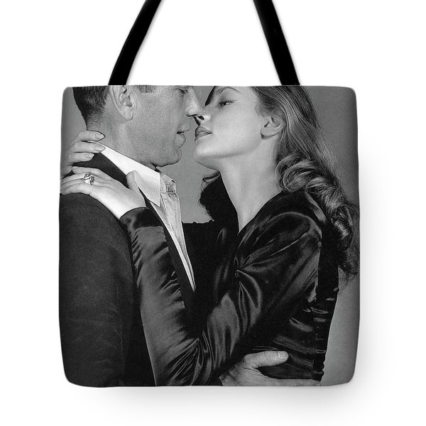 Lauren Bacall Humphrey Bogart To Have And Have Not 1944 Tote Bag