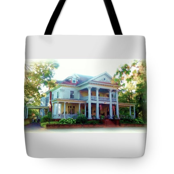 Laurium Manor Tote Bag