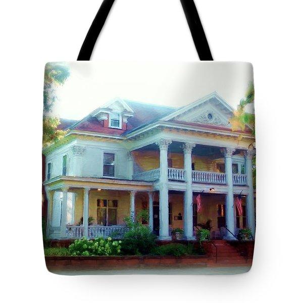 Laurium Manor Tote Bag