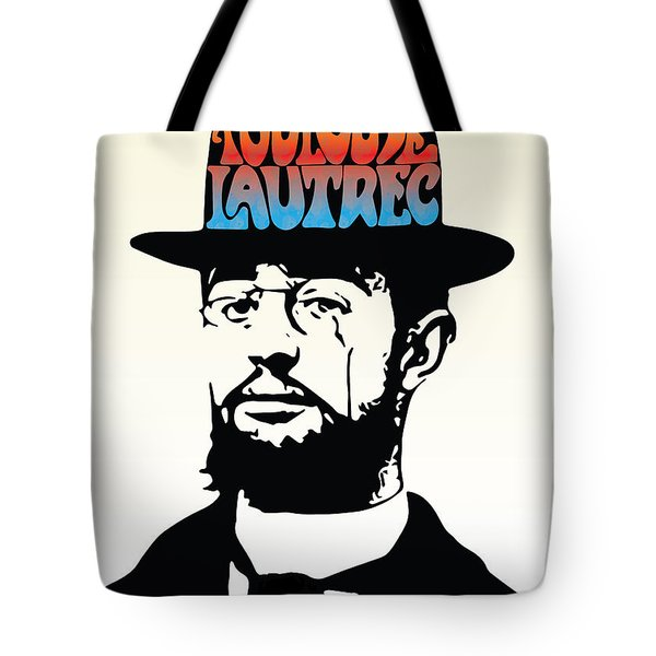 Lautrec Tote Bag by Gary Grayson