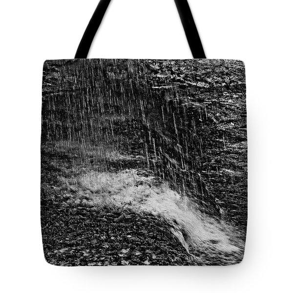 Lava Falls Tote Bag