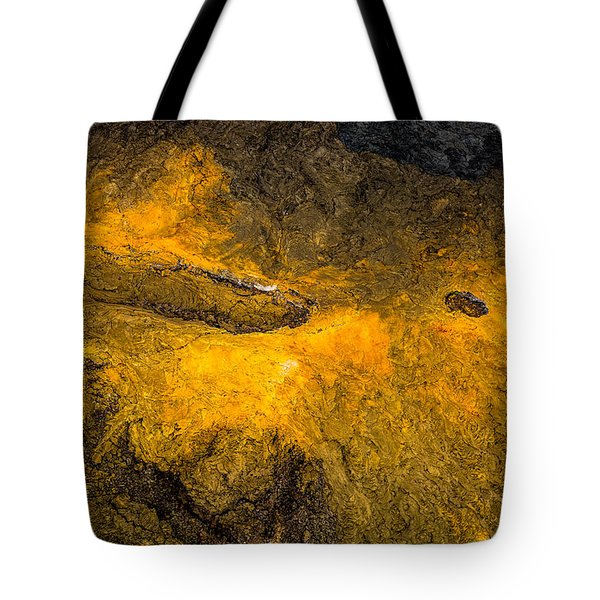Tote Bag featuring the photograph Lava by M G Whittingham
