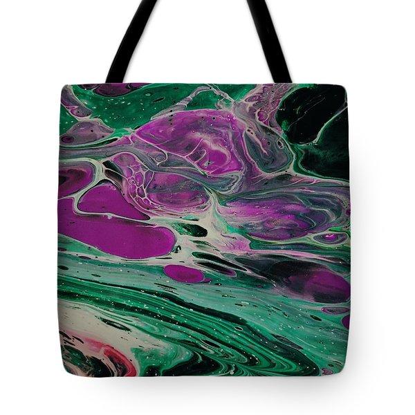 Lava From Venus Tote Bag