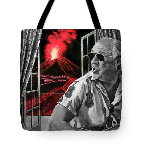 Lava Me Now Or Lava Me Not Tote Bag