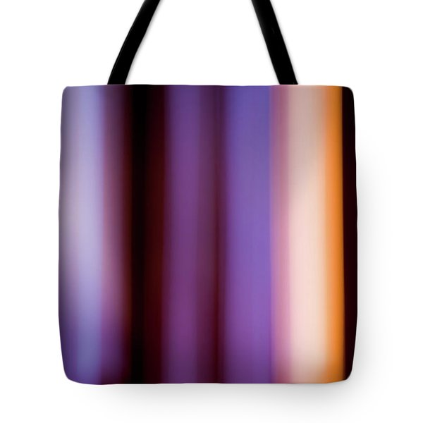 Lavender And Rose Gold Tote Bag