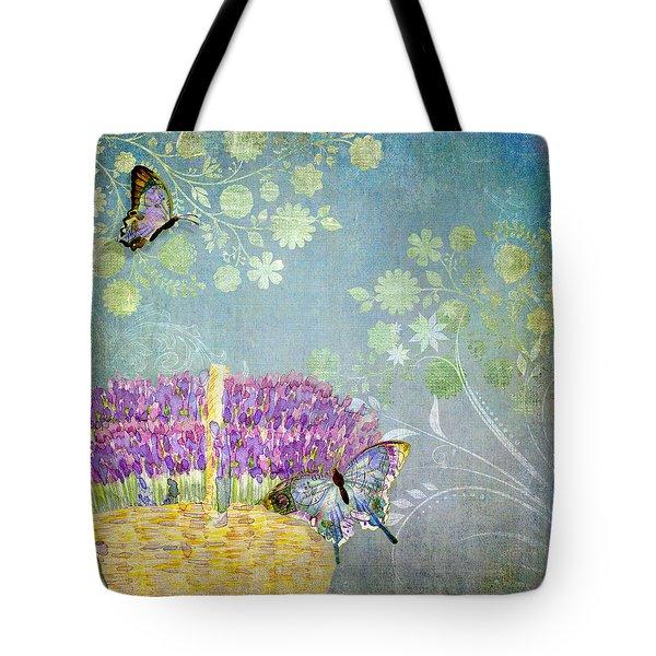 Lavender Dreams Tote Bag