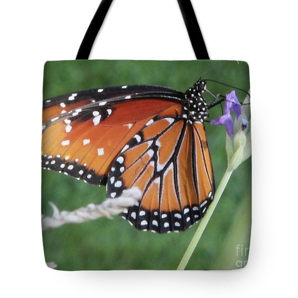 Lavender Lunch Tote Bag