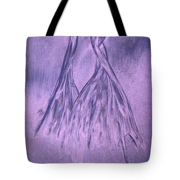 Lavender Sand Dancers Tote Bag