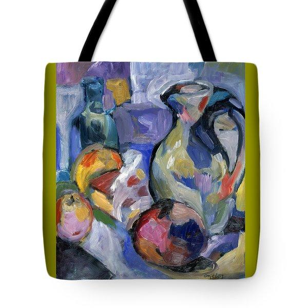 Lavender Stillyf Tote Bag