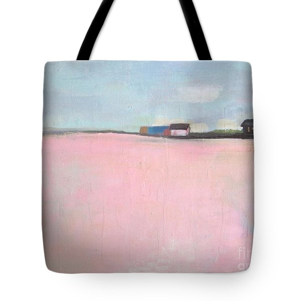 Lavender Valley Tote Bag by Vesna Antic
