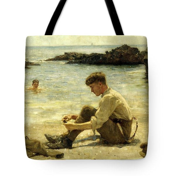 Lawrence As A Cadet  Tote Bag