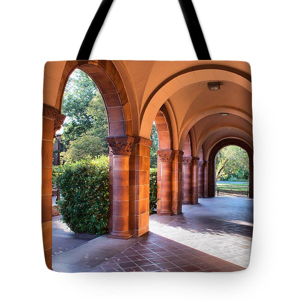Laxson Auditorium Tote Bag