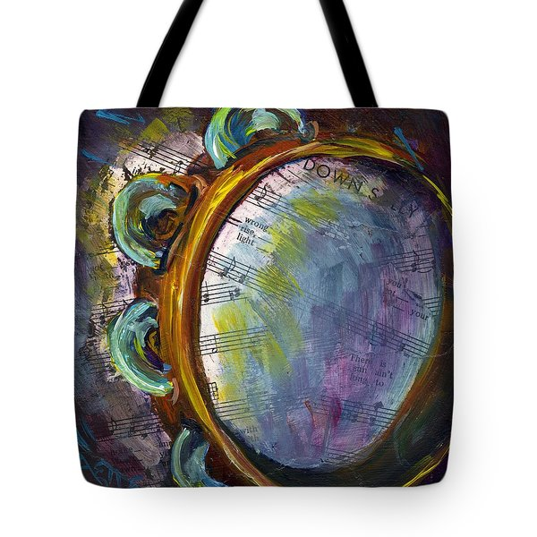Lay Down Sally Tote Bag by Raette Meredith
