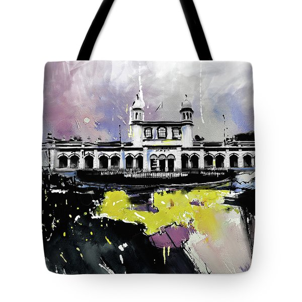 Layalpur District Council 193 3 Tote Bag