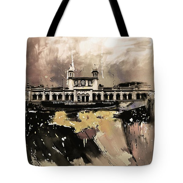 Layalpur District Council 4 Tote Bag