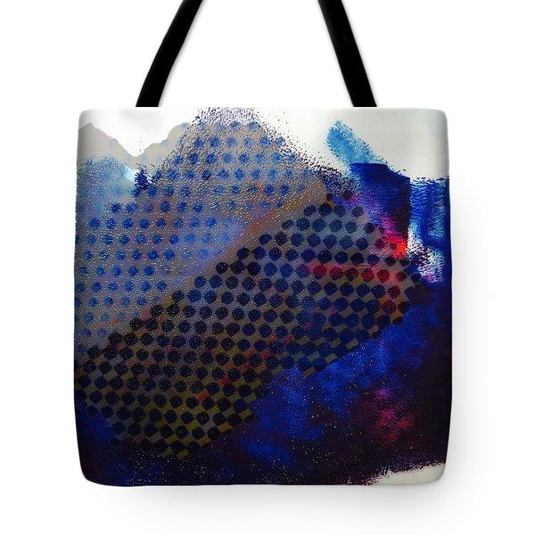 Layered Life Tote Bag