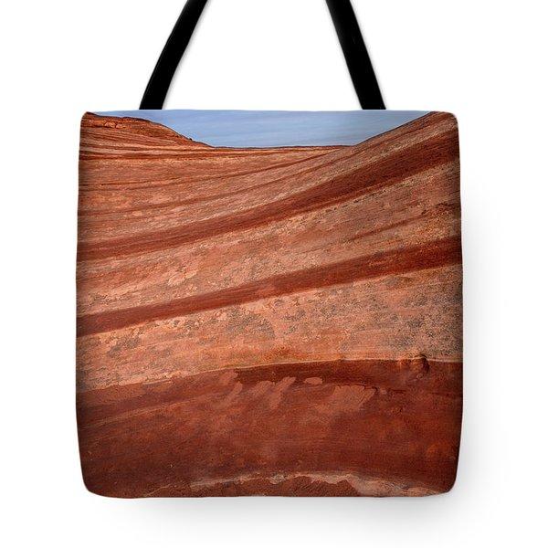 Layered Moon Tote Bag
